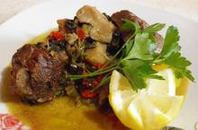 Μοσχαράκι με σπανάκι - Συνταγές Μαγειρικής - Chefoulis