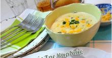 Ρολό κιμά με γέμιση cream cheese