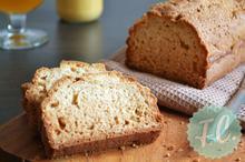Ψωμί με Μπύρα και Σιναπόσπορο - Funky Cook