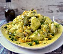Υπέροχη κρύα πατατοσαλάτα – Delicious Cold Potato Salad
