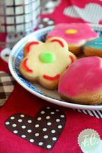 Μπισκότα με Ταχίνι και Γλάσο - Funky Cook