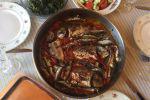 Ψάρια στο φούρνο, της Κικής Τριανταφύλλη