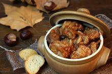 Χοιρινό με κάστανα - Συνταγές Μαγειρικής - Chefoulis