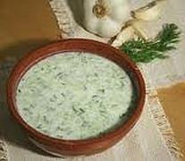 Σάλτσα γιαουρτιού