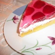 Τάρτα φράουλας με ζελέ