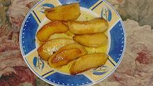Μήλα τηγανιτά
