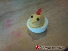Αυγά πουλάκια
