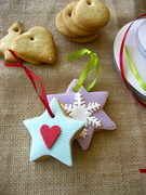 Two recipes for fragrant christmas biscuits (cookies)   δύο συνταγές για αρωματικά χριστουγεννιάτικα μπισκότα