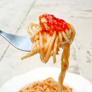Spaghetti alla ioanna  μακαρονάδα αλάιωάννα