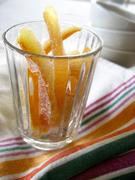 Simply brilliant  candied citrus peel υπέροχη απλότητα  ζαχαρωμένη φλούδαεσπεριδοειδών