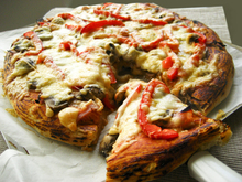 My childhood pizza  η πίτσα των παιδικών μουχρόνων
