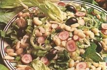 Γιορτινή σαλάτα