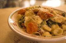 Orecchiette al broccoli