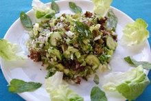 Καταπράσινη σαλάτα