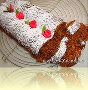 Νηστίσιμο κέικ με λίγες θερμίδες