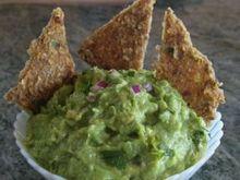 Γκουακαμολε (guacamole)