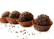 Δαμάσκηνα με σοκολάτα