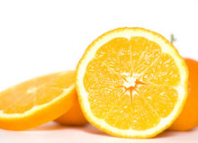 Γλυκά τσιπς πορτοκαλιού