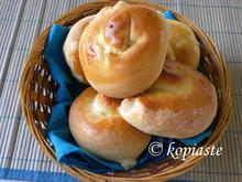 Ψωμάκια με κινέζικη ζύμη tangzhong