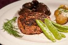 Μπιφτέκι λίντστρομ με παντζάρια – σουηδική συνταγή μέσω ευβοίας