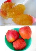 Μαρμελάδα με μήλα στάρκιν αρωματισμένη με κανέλα