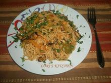Μυδομακαροναδα / macaronia cu stridii