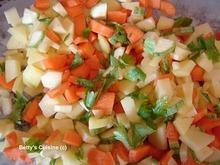 Σούπα λαχανικών με κριθαράκι