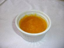 Γλυκειά σάλτσα εσπεριδοειδών (και γενικά φρούτων)