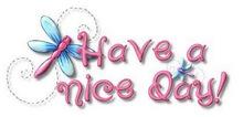Καλημέρα!!! να έχετε μια υπέροχη κυριακή!
