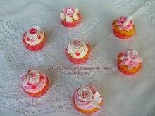 Cupcakes για τον γάμο μιας φίλης...