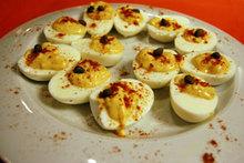 Μεζές πασχαλινών αβγών