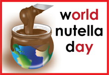 Happy nutella day!