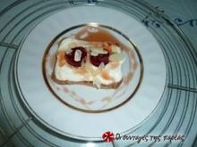 Μίνι τσιζ κέικ