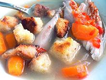 Κοτόσουπα με τραχανά