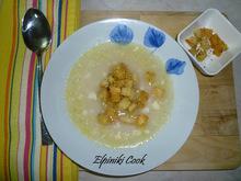 Τραχανάς σούπα