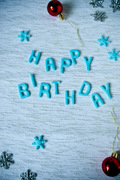 Γενέθλια με σοκολατένια thumbprint cookies και δωράκια- to blog έγινε δύο χρονών!