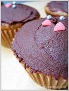 Νηστίσιμα cupcakes φουντουκιού!