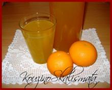 Πορτοκαλάδα από ....... πορτοκάλι!!!