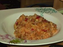 Ντοματόρυζο (μπουρανί)