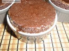 Souffle σοκολατας