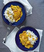 Πεσκανδρίτσα με μανιτάρια