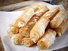 Φλογέρες τυριού με μαγιονέζα (η μαγική φλογέρα)