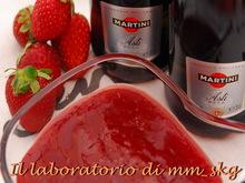 Confettura di fragole, a modo mio  *****  μαρμελλαδα φραουλα της μαρινας