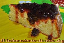 Torta allo yogurt, della nonna  *****  γιαουρτοπιτα της γιαγιας ανδρομαχης