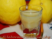 Liquore crema di limoncello  ***** κρεμα λιμοντσελλο