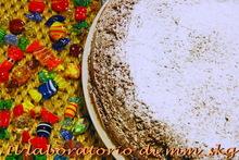 Torta caprese  *****  τορτα καπρεζε με σοκολατα