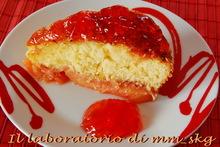 Κεϊκ με κυδωνια και μαστιχα χιου *****  torta alle mele cotogne, al profumo di mastice da chios