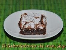 Torta tenerina  *****  τορτα τενερινα : σοκολατοπιτα απο τη φερραρα