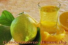 Liquore limoncello  *****  λικερ λιμοντσελλο