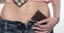 Η σοκολάτα αδυνατίζει!